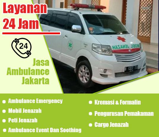 ambulance Jakarta Indonesia