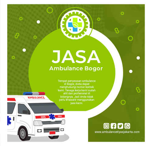 ambulance bogor