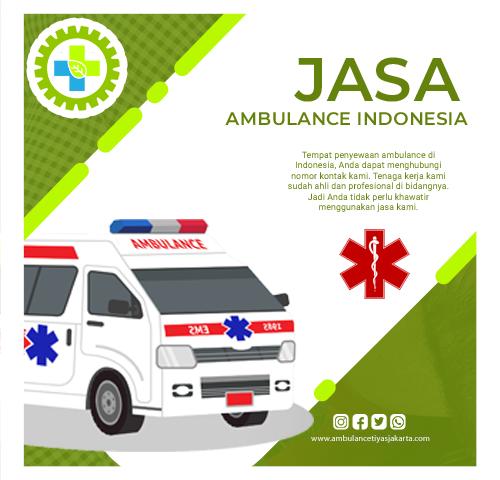 jasa sewa ambulance indonesia