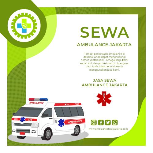 ambulance jakarta