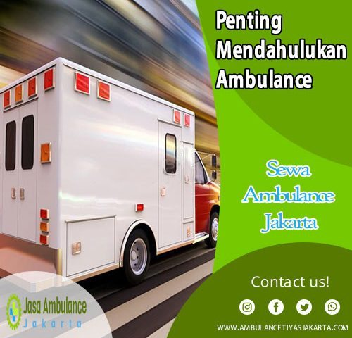 jasa sewa ambulance jakarta