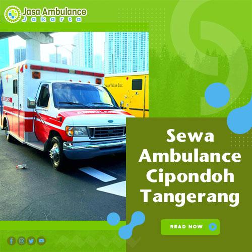 ambulance cipondoh tangerang