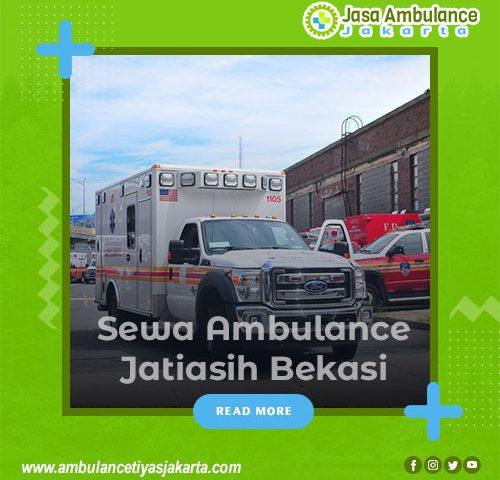 ambulance jatiasih bekasi