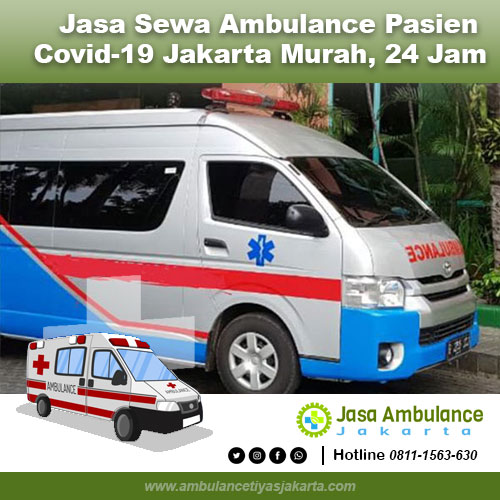 sewa ambulance pasien covid-19 jakarta