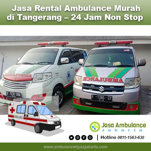 ambulance tangerang
