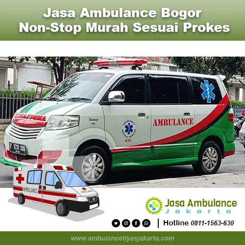 jasa ambulance bogor